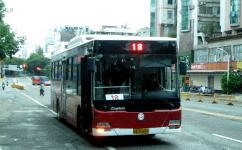 福州18路公交车路线