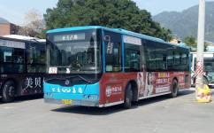 福州52路公交车路线
