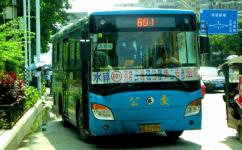 福州福清801路公交车路线