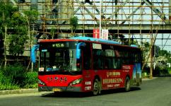 福州45路公交车路线
