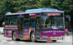 福州320路公交车路线