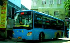 福州福清828路公交车路线