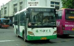福州57路公交车路线