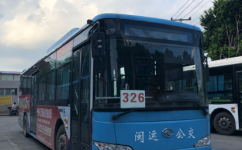 福州326路公交车路线