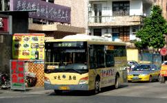福州68路公交车路线