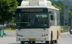 赣州133路公交车路线