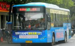 赣州137路公交车路线