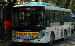 赣州109路公交车路线