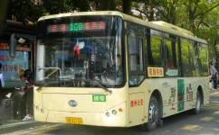 赣州168路公交车路线