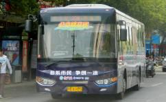 赣州28路公交车路线