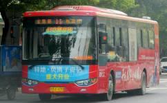 赣州11路公交车路线
