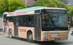 赣州103路公交车路线