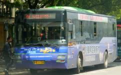 赣州117路公交车路线