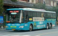 赣州K2路公交车路线