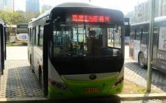 赣州135路公交车路线