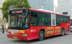 赣州118路公交车路线