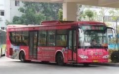 广州5路公交车路线