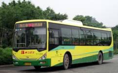 广州262路公交车路线