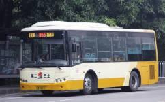 广州番55路公交车路线