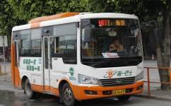 广州公交地铁接驳专线7公交车路线