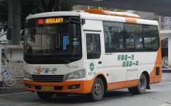 广州408A路公交车路线