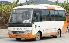 广州569支线公交车路线