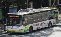 广州85路公交车路线