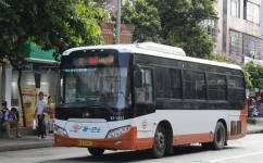 广州580路公交车路线