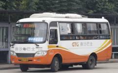 广州南35路公交车路线