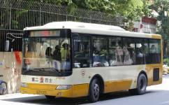 广州792路公交车路线