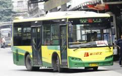 广州492路公交车路线