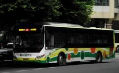 广州59路公交车路线