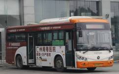 广州番151B路公交车路线