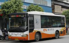 广州南10路公交车路线