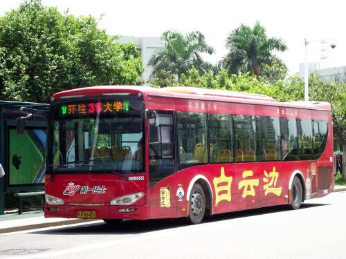 广州35路公交车路线