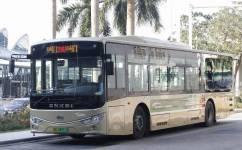 广州空港1路公交车路线
