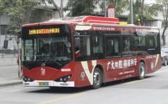 广州658A路公交车路线