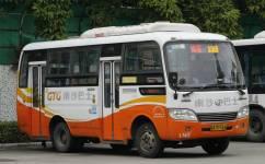 广州南36路公交车路线