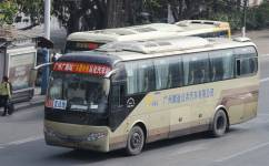 广州广从8快线公交车路线