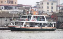 广州S5航线(鱼珠-新洲)公交车路线