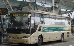 广州空港快线顺德新城区线公交车路线