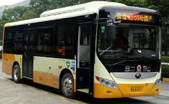 广州番66路公交车路线