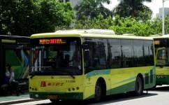广州383路公交车路线