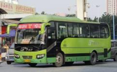 广州广佛城巴3线公交车路线