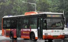 广州555路公交车路线
