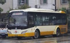 广州增城52路公交车路线