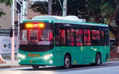 广州从801路公交车路线
