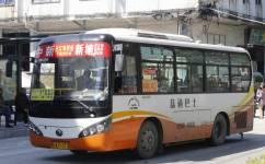 广州增城203路公交车路线