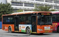 广州665路公交车路线