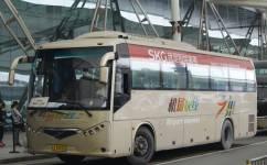 广州机场快线6C线公交车路线